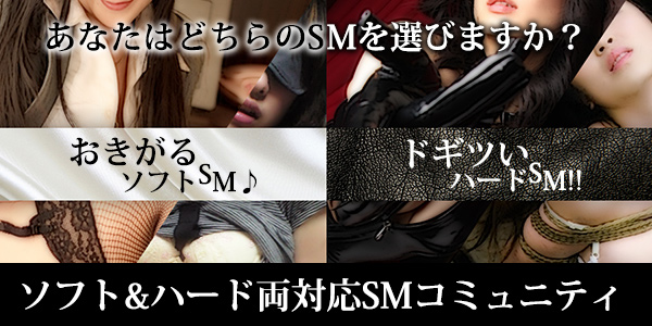 TABOO SM SOFT or HARD SM